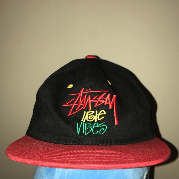 516fa8157ae Stussy flat brim hat. M 5b1640d834a4ef92c8b74c0f